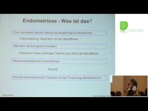 1/2: Dorin Ritzmann: Endometriose - was ist das?