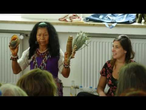 1/2: Mama Celia Shiguango Chimbo: Heilen in der Energie der Ahnen und Mutter Erde