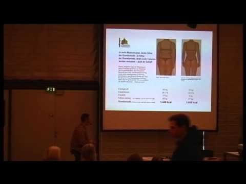 1/2: Christian Mörwald:Sport+Gewichtsmanagement:gezieltes Training beeinflusst Energieverbrauch