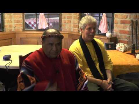 1/2: Gerardo Pizarro: Schamanische Heilfertigkeiten der Schamanen der Mochicas in Peru