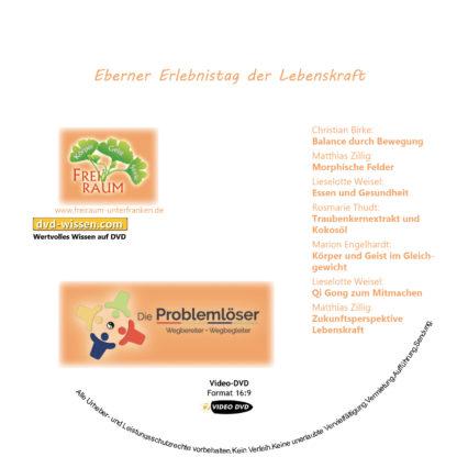 Komplettpaket vom Eberner Erlebnistag der Lebenskraft 2016 1 DVD-Wissen - Experten Know How