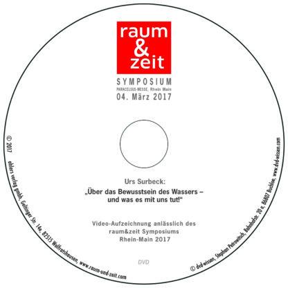 Urs Surbeck: Über das Bewusstsein des Wassers - und was es mit uns tut 1 DVD-Wissen