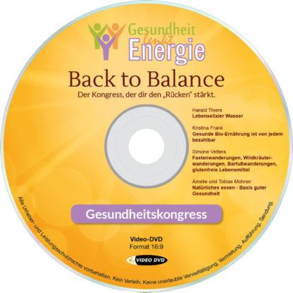 "DVD-Komplettpaket ""Gesundheit lenkt Energie""-Onlinekongress 2017 2 DVD-Wissen"