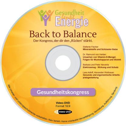 "DVD-Komplettpaket ""Gesundheit lenkt Energie""-Onlinekongress 2017 4 DVD-Wissen"