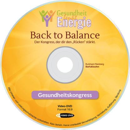 Burkhard Reinberg: Barfußlaufen 1 DVD-Wissen - Experten Know How
