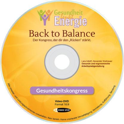 Lara Adloff, Alexander Weitnauer: Gesunde und ergonomische Arbeitsplatzgestaltung 1 DVD-Wissen - Experten Know How