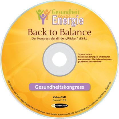 Simone Vetters: Fastenwanderungen, Wildkräuterwanderungen, Barfußwanderungen, glutenfreie Lebensmittel 1 DVD-Wissen - Experten Know How