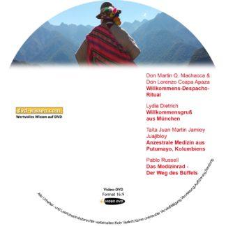 WKGMM17 V01 Despacho Anzenstrale Medizin Medizinrad 324x324 - Vortragspaket vom Weltkongress für Ganzheitsmedizin (veranstaltet vom Institut für Ganzheitsmedizin e.V.), 2017, München