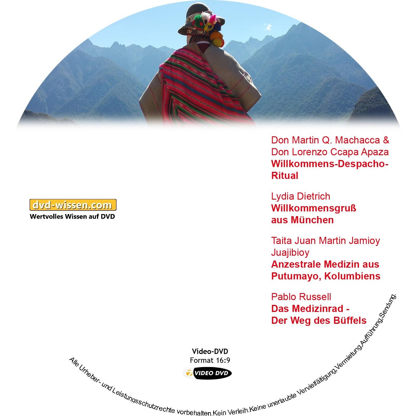 Vortragspaket vom Weltkongress für Ganzheitsmedizin (veranstaltet vom Institut für Ganzheitsmedizin e.V.), 2017, München