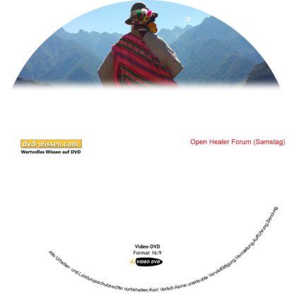 Open Healer Forum (Samstag), Weltkongress der Ganzheitsmedizin 2017 1 DVD-Wissen - Experten Know How