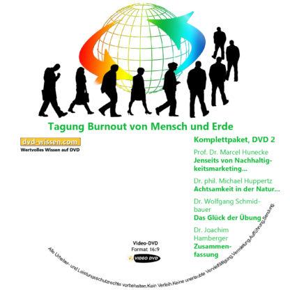"""Komplettpaket der Tagung """"Burnout von Mensch und Erde"""" 2 DVD-Wissen - Experten Know How"""