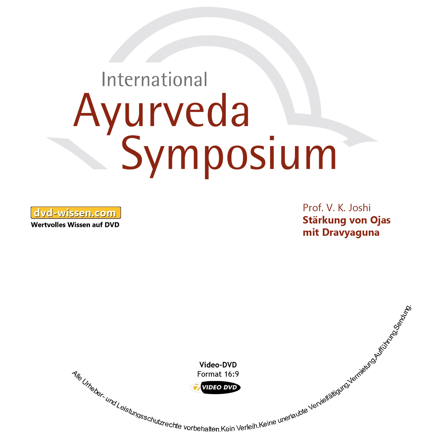 Prof. V. K. Joshi: Stärkung von Ojas mit Dravyaguna