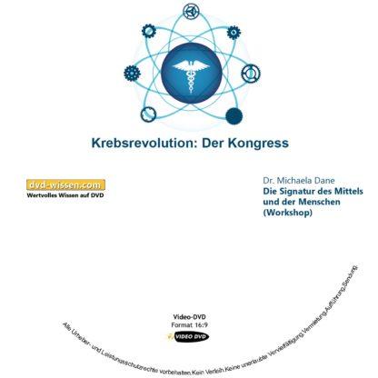 Dr. Michaela Dane: Die Signatur des Mittels und der Menschen (Workshop) 1 DVD-Wissen - Experten Know How