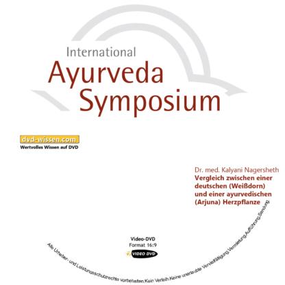 Dr. med. Kalyani Nagersheth: Vergleich zwischen einer deutschen (Weißdorn) und einer ayurvedischen (Arjuna) Herzpflanze 1 DVD-Wissen - Experten Know How