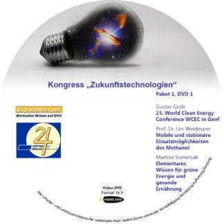 ZTG17 P01 DVD1 Methanol World Clean Energy Conference grüne Energie 324x324 - Zukunftstechnologien Graz 2017, Paket 1