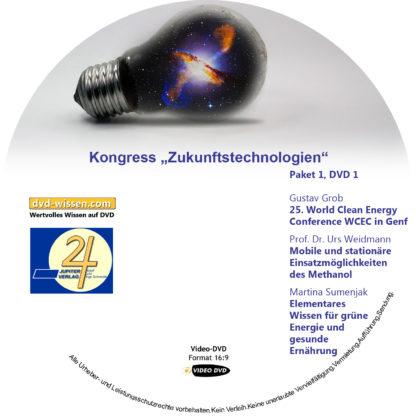 Zukunftstechnologien Graz 2017, Paket 1 1 DVD-Wissen - Experten Know How