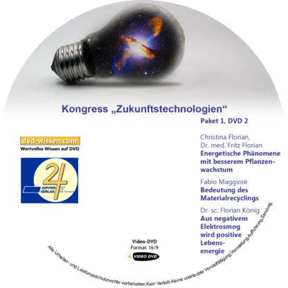 Zukunftstechnologien Graz 2017, Paket 1 2 DVD-Wissen - Experten Know How