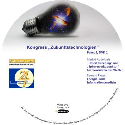 Zukunftstechnologien Graz 2017, Paket 2 1 DVD-Wissen - Experten Know How