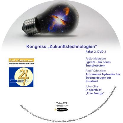 Zukunftstechnologien Graz 2017, Paket 2 3 DVD-Wissen - Experten Know How