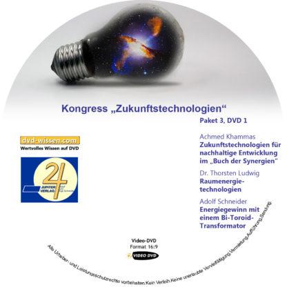 Zukunftstechnologien Graz 2017, Paket 3 1 DVD-Wissen - Experten Know How
