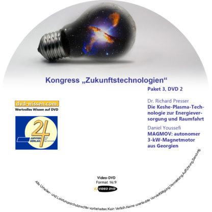 Zukunftstechnologien Graz 2017, Paket 3 2 DVD-Wissen - Experten Know How