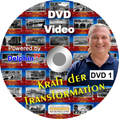 R.-Andreas Klein: Selbst-Heilungs-Transformation 1 DVD-Wissen - Experten Know How