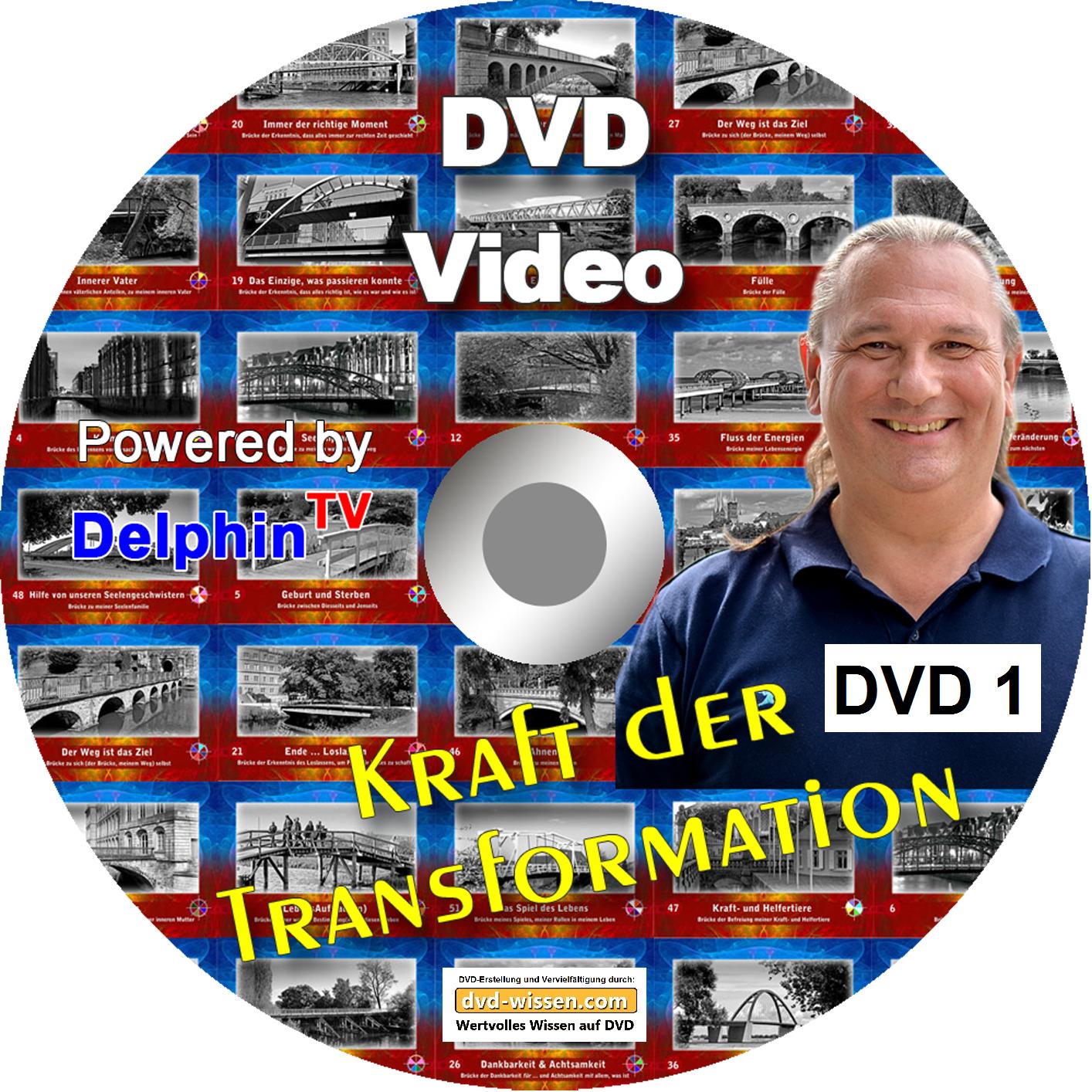R.-Andreas Klein: Selbst-Heilungs-Transformation