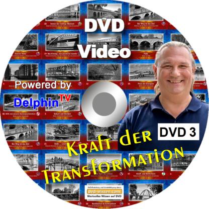 R.-Andreas Klein: Selbst-Heilungs-Transformation 4 DVD-Wissen - Experten Know How
