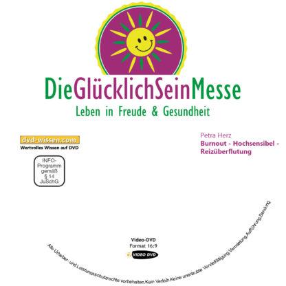 Petra Herz: Burnout - Hochsensibel - Reizüberflutung 1 DVD-Wissen