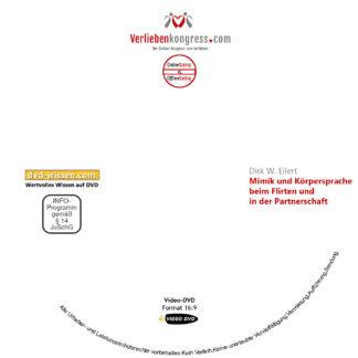 OKVL17 V07 Dirk W Eilert Mimik Körpersprache Flirten Partnerschaft 324x324 - Dirk W. Eilert: Mimik und Körpersprache beim Flirten und in der Partnerschaft