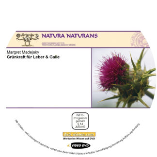 NNM18 V02 Margret Madejsky Phytotherapie Leber Galle 324x324 - Margret Madejsky: Grünkraft für Leben und Galle