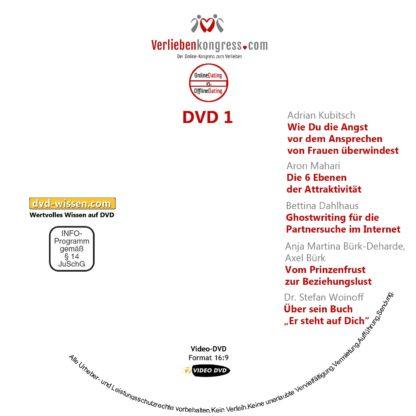 Online-Verlieben-Kongress 2017 auf DVD 1 DVD-Wissen - Experten Know How