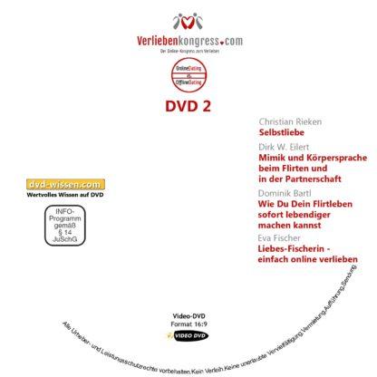 Online-Verlieben-Kongress 2017 auf DVD 6 DVD-Wissen - Experten Know How