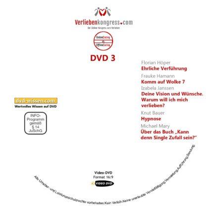 Online-Verlieben-Kongress 2017 auf DVD 5 DVD-Wissen - Experten Know How