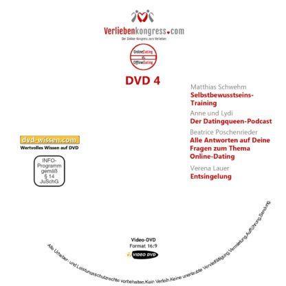 Online-Verlieben-Kongress 2017 auf DVD 4 DVD-Wissen - Experten Know How