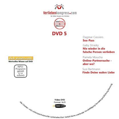 Online-Verlieben-Kongress 2017 auf DVD 3 DVD-Wissen - Experten Know How