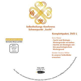 OKSHS P01 DVD1 Sucht Biologie Psychologie Selbstliebe 324x324 - Selbstheilungskonferenz Schwerpunkt Sucht, DVD-Komplettpaket