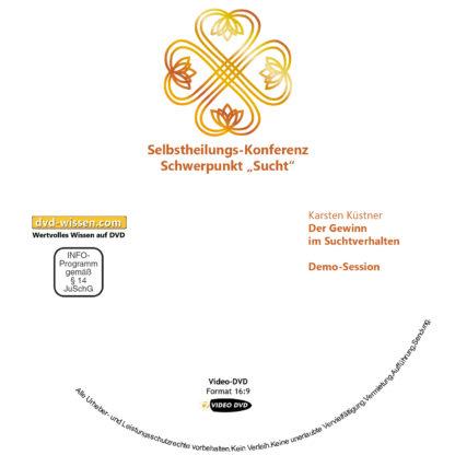 Karsten Küstner: Der Gewinn im Suchtverhalten und Demo-Session 1 DVD-Wissen - Experten Know How