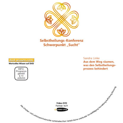 Dr. Sandra Linke: Aus dem Weg räumen, was den Selbstheilungsprozess behindert 1 DVD-Wissen - Experten Know How