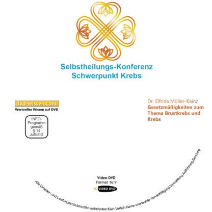 Dr. Elfrida Müller-Kainz: Gesetzmäßigkeiten zum Thema Krebs und Brustkrebs 1 DVD-Wissen - Experten Know How