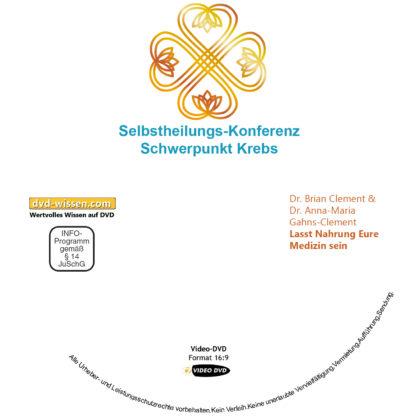 Dr. Brian Clement & Dr. Anna-Maria Gahns-Clement: Lasst Nahrung Eure Medizin sein 1 DVD-Wissen - Experten Know How
