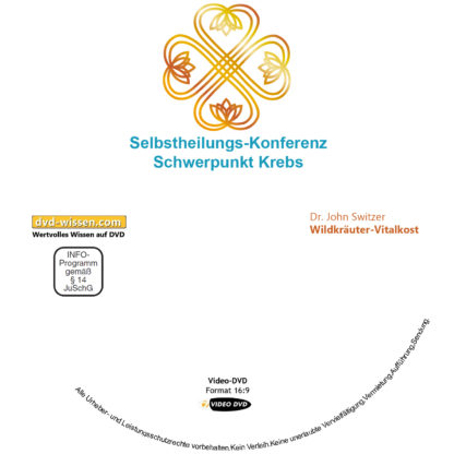 Dr. John Switzer: Wildkräuter-Vitalkost 1 DVD-Wissen