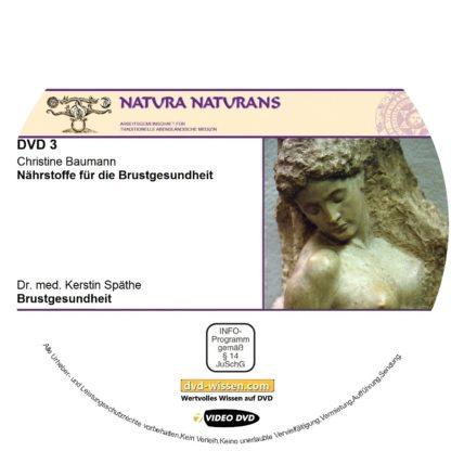Brustgesundheit Frauenheiltage 2018, DVD-Komplettpaket 3 DVD-Wissen