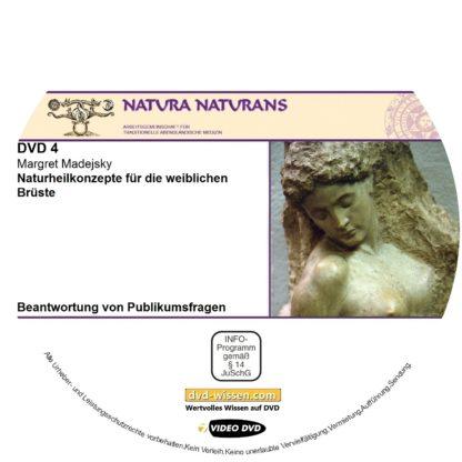Brustgesundheit Frauenheiltage 2018, DVD-Komplettpaket 4 DVD-Wissen