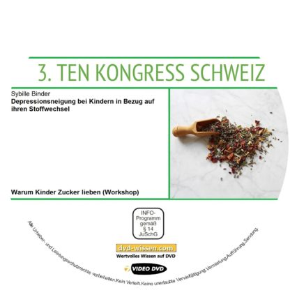 Komplettsatz des TEN-Kongress 2018 1 DVD-Wissen - Experten Know How