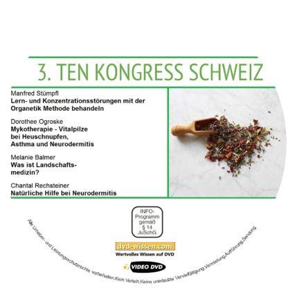 Komplettsatz des TEN-Kongress 2018 3 DVD-Wissen - Experten Know How