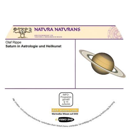 Olaf Rippe: Saturn in Astrologie und Heilkunst 1 DVD-Wissen - Experten Know How