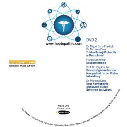 """Krebsrevolution - Der Kongress """"Wege aus der Angst"""" - Komplettpaket 2 DVD-Wissen - Experten Know How"""