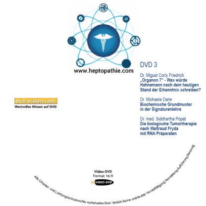 """Krebsrevolution - Der Kongress """"Wege aus der Angst"""" - Komplettpaket 3 DVD-Wissen - Experten Know How"""