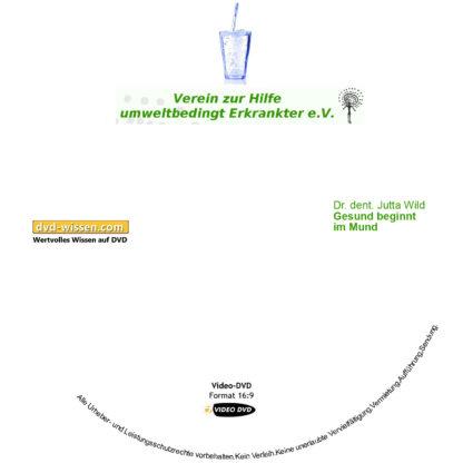 """Komplettpaket """"Entgiftung heute - aber wie"""" der Umwelttagung des VHUE e.V. 2019 1 DVD-Wissen - Experten Know How"""